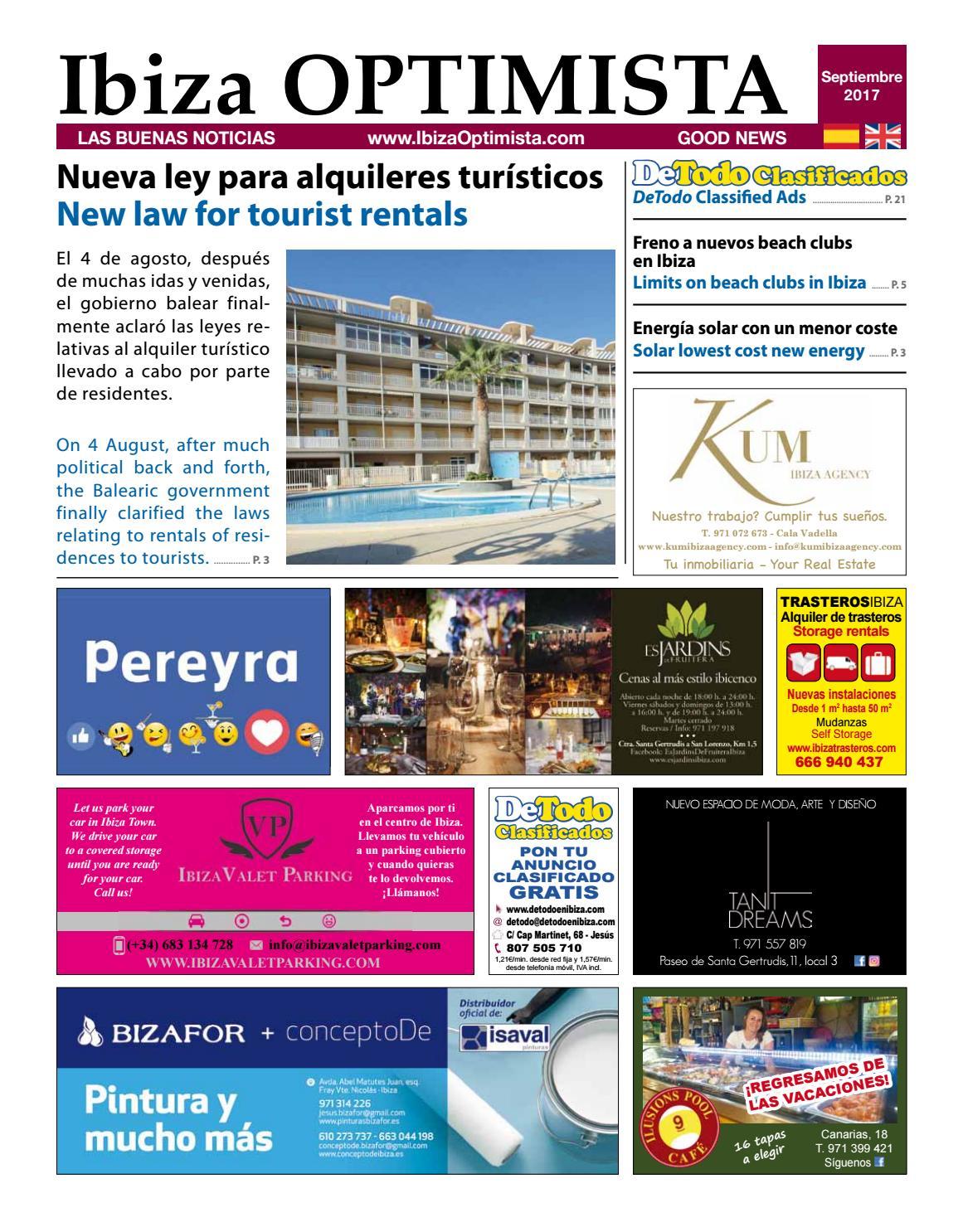 By Septiembre Ibiza 2017 Ibizaoptimista Optimista Issuu NnwP8kO0X