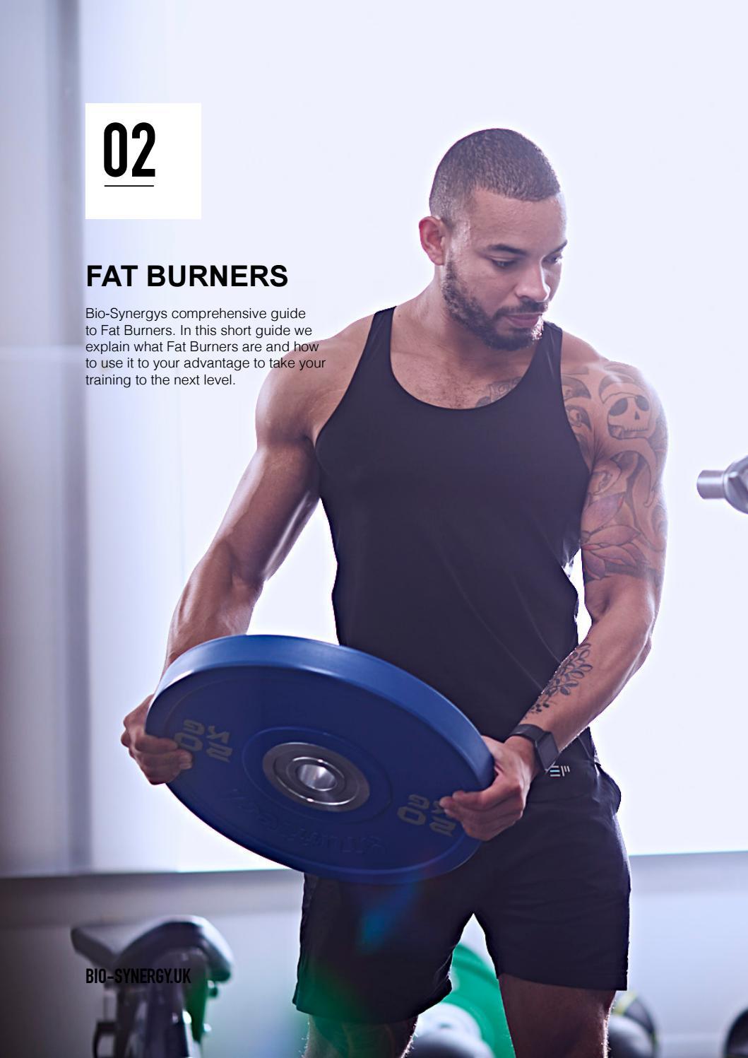 bio synergy fat burner