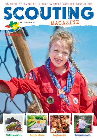 84162eb84f4873 Scouting Magazine - Mei 2016 by Scouting Nederland - issuu