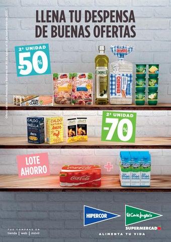 b3857f88e3a Ofertas despensa hipercor by Ofertas Supermercados - issuu
