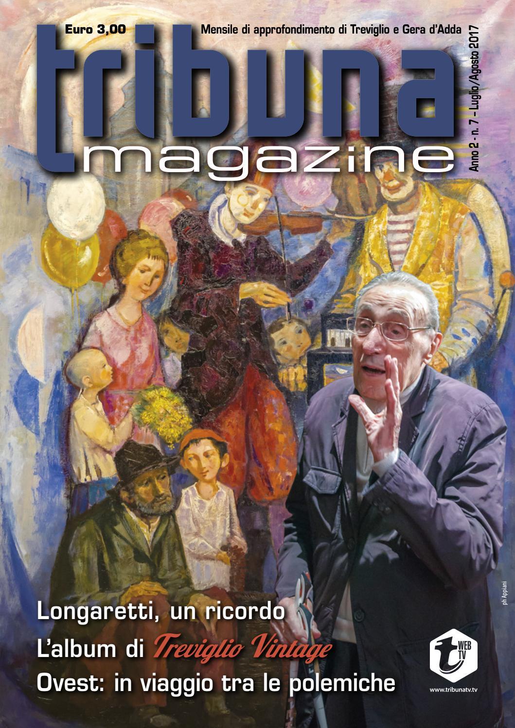Forma E Colori Treviglio tribuna magazine 2017 07 08 web by lanuovatribuna - issuu