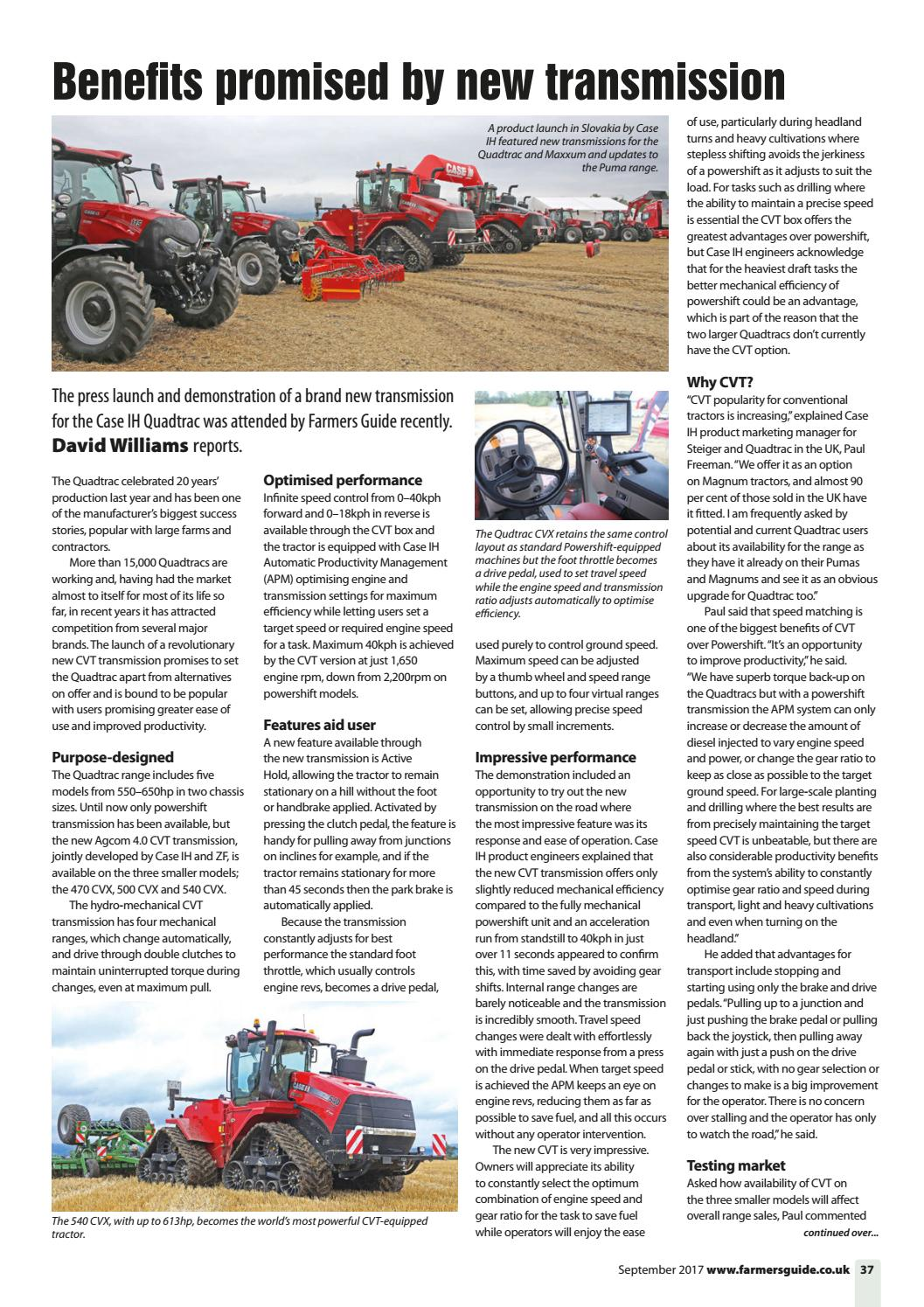 Farmers Guide September 2017 by Farmers Guide - issuu