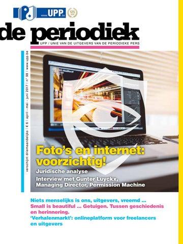 De Periodiek 98 By Upp Belgium Issuu