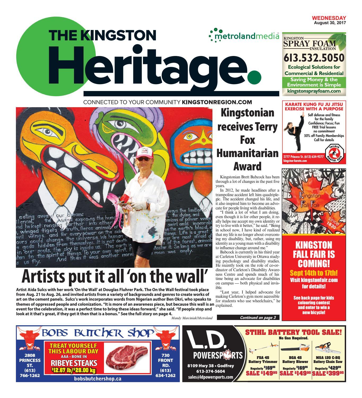 Kingston083117 by Metroland East - Kingston Heritage / Real