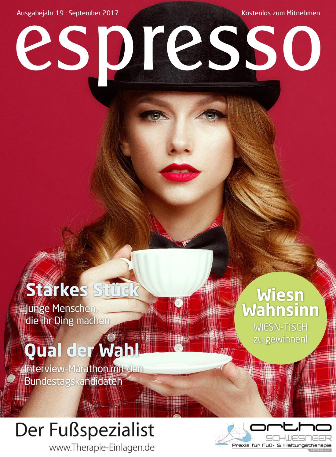 Espresso Magazin September 2017 by espresso Magazin - issuu