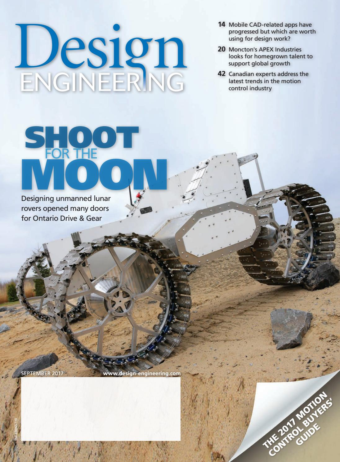 ce28503428 Design Engineering September 2017 by Annex Business Media - issuu