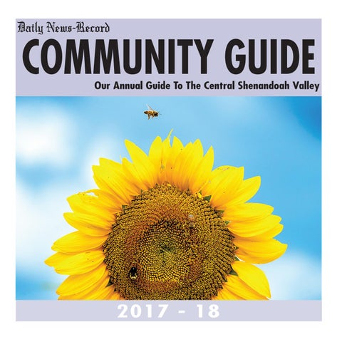 Community Guide By Daily News Record