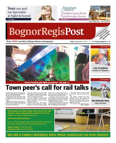 Bognor regis post issue 70 by post newspapers issuu page 1 malvernweather Gallery