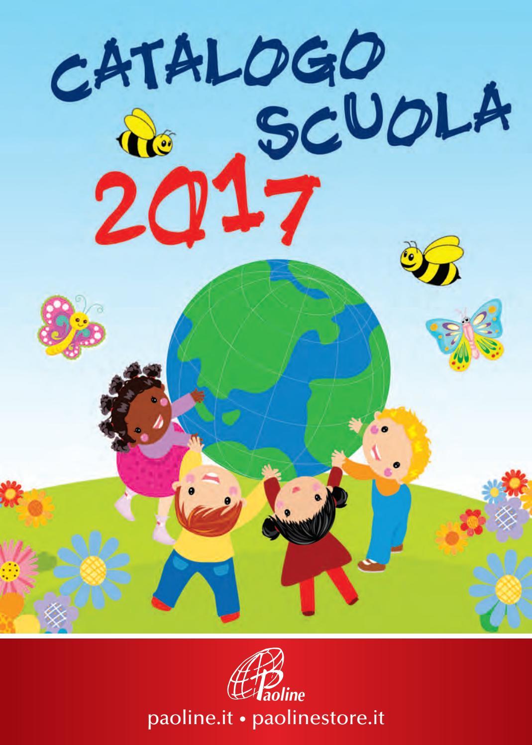 Recite Di Natale Edizioni Paoline.Catalogo Scuola Paoline 2017 By Paoline It Issuu