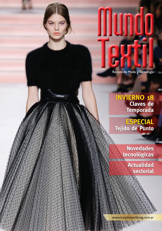 c16625b9c Mundo textil 66 by Andrea Lippi - issuu