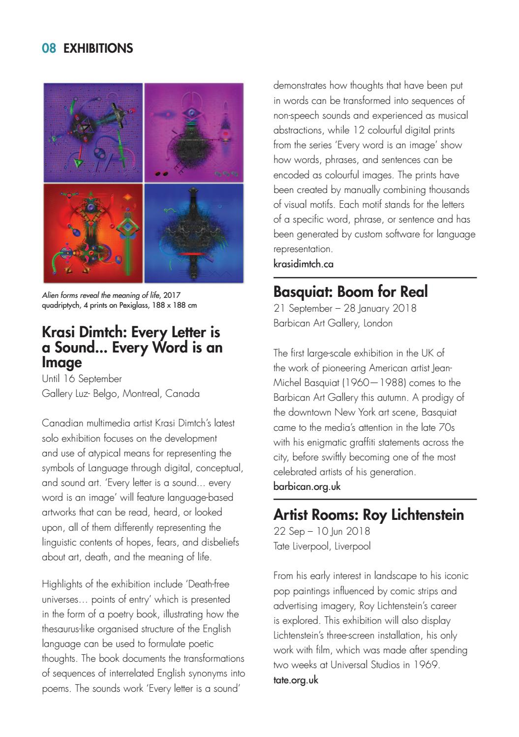 Inside artists - issue 10 by Inside Artists - issuu
