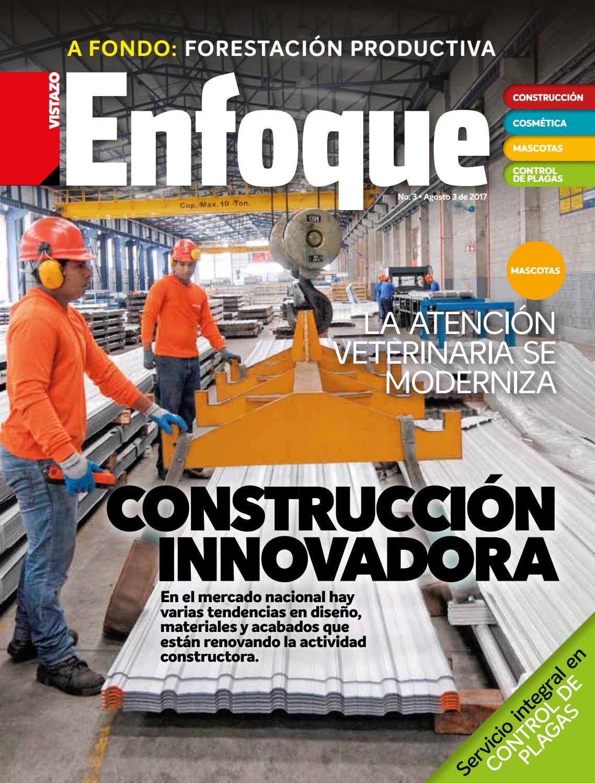 Enfoque Revista Vistazo Agosto 2017 By Vistazo Com Issuu