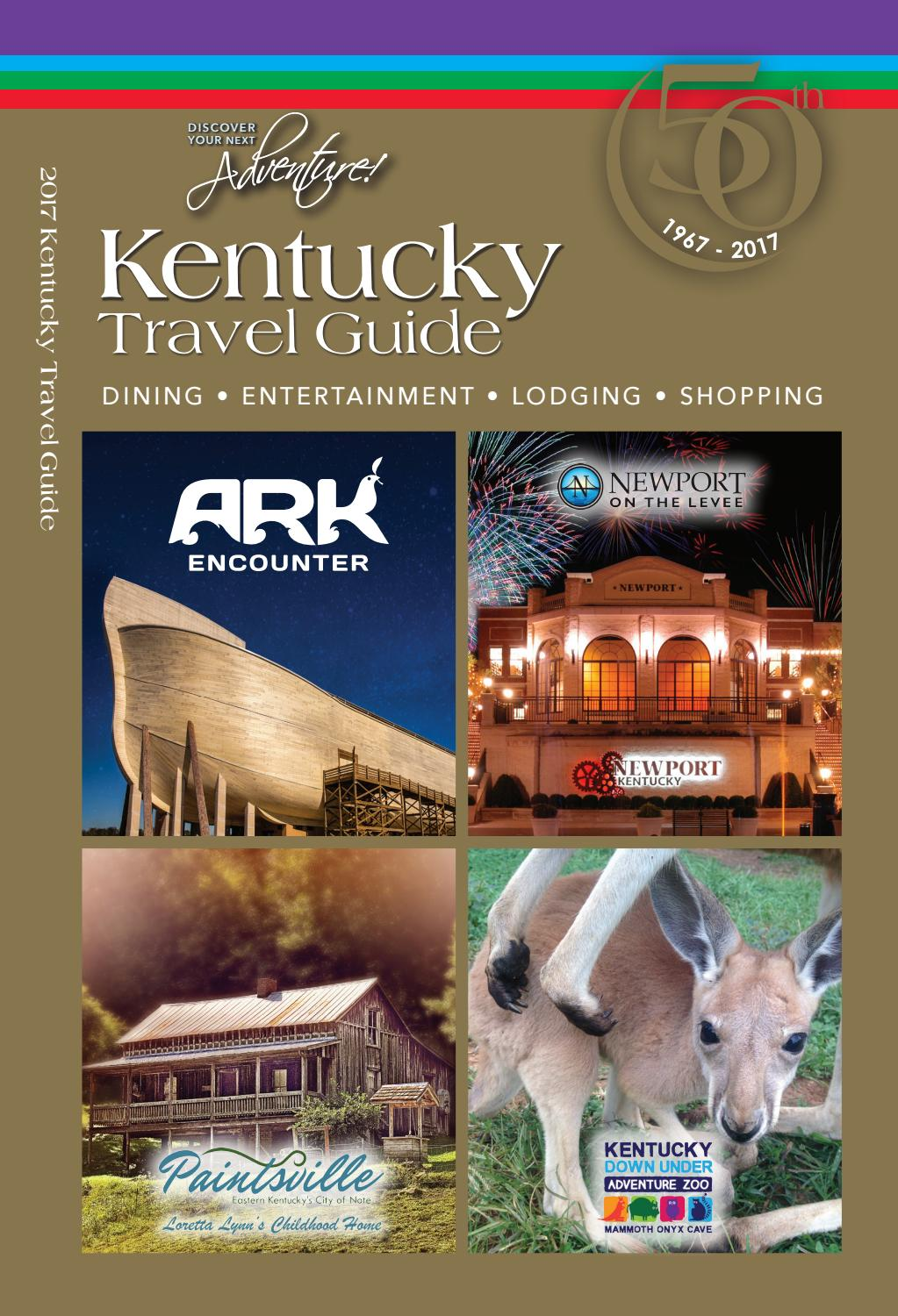 2017 Kentucky Travel Guide By Kentucky Travel Guide Issuu