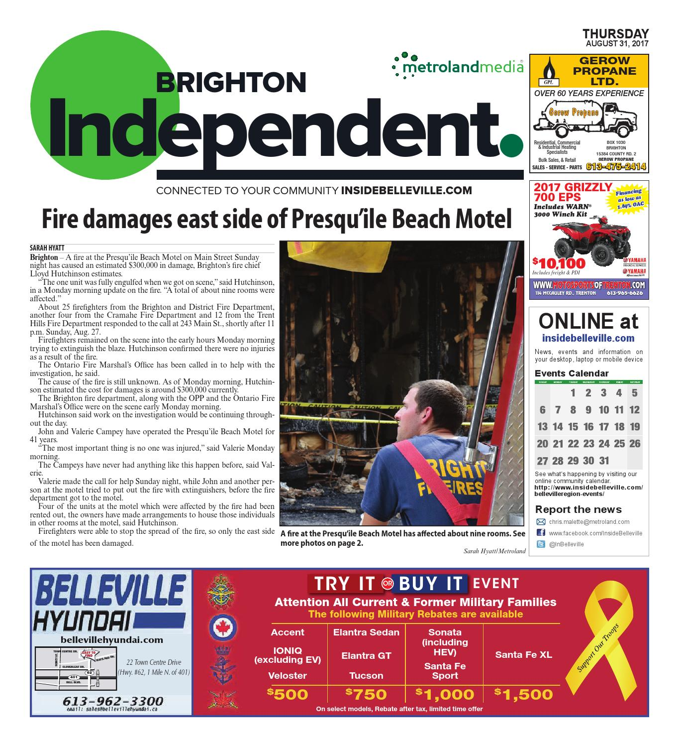 Brighton083117 By Metroland East Brighton Independent Issuu En Ji Palomino Jevin Handbag M