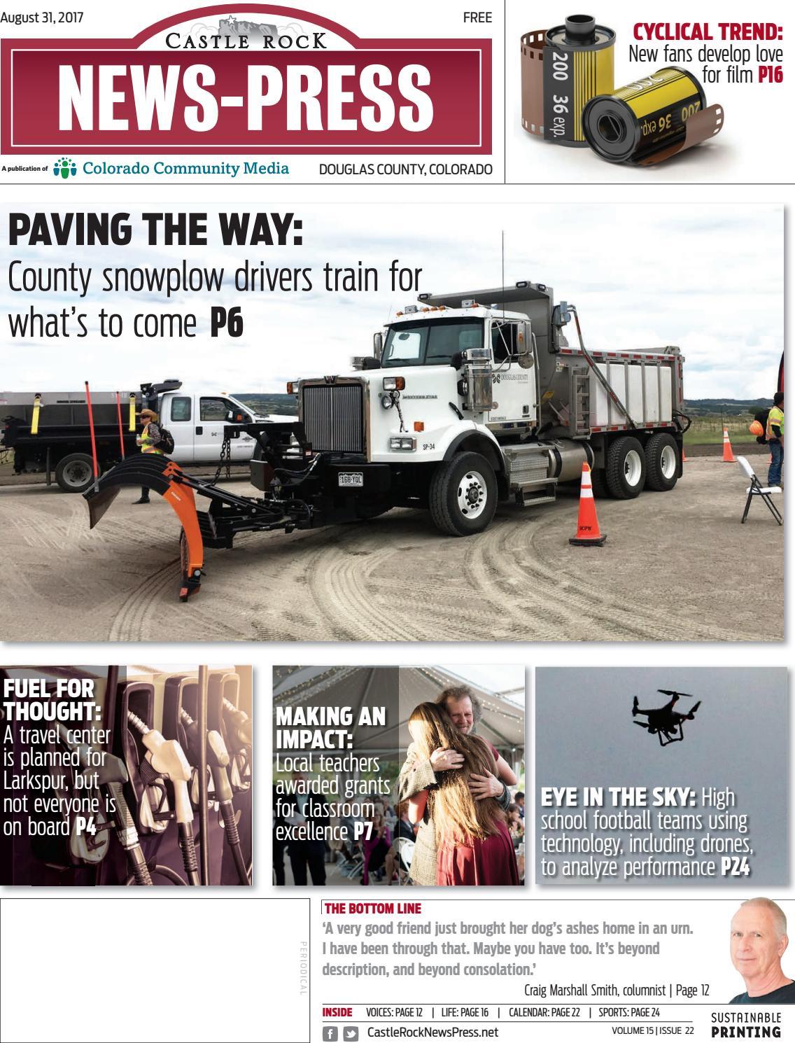 Castle Rock News Press 0831 by Colorado Community Media - issuu
