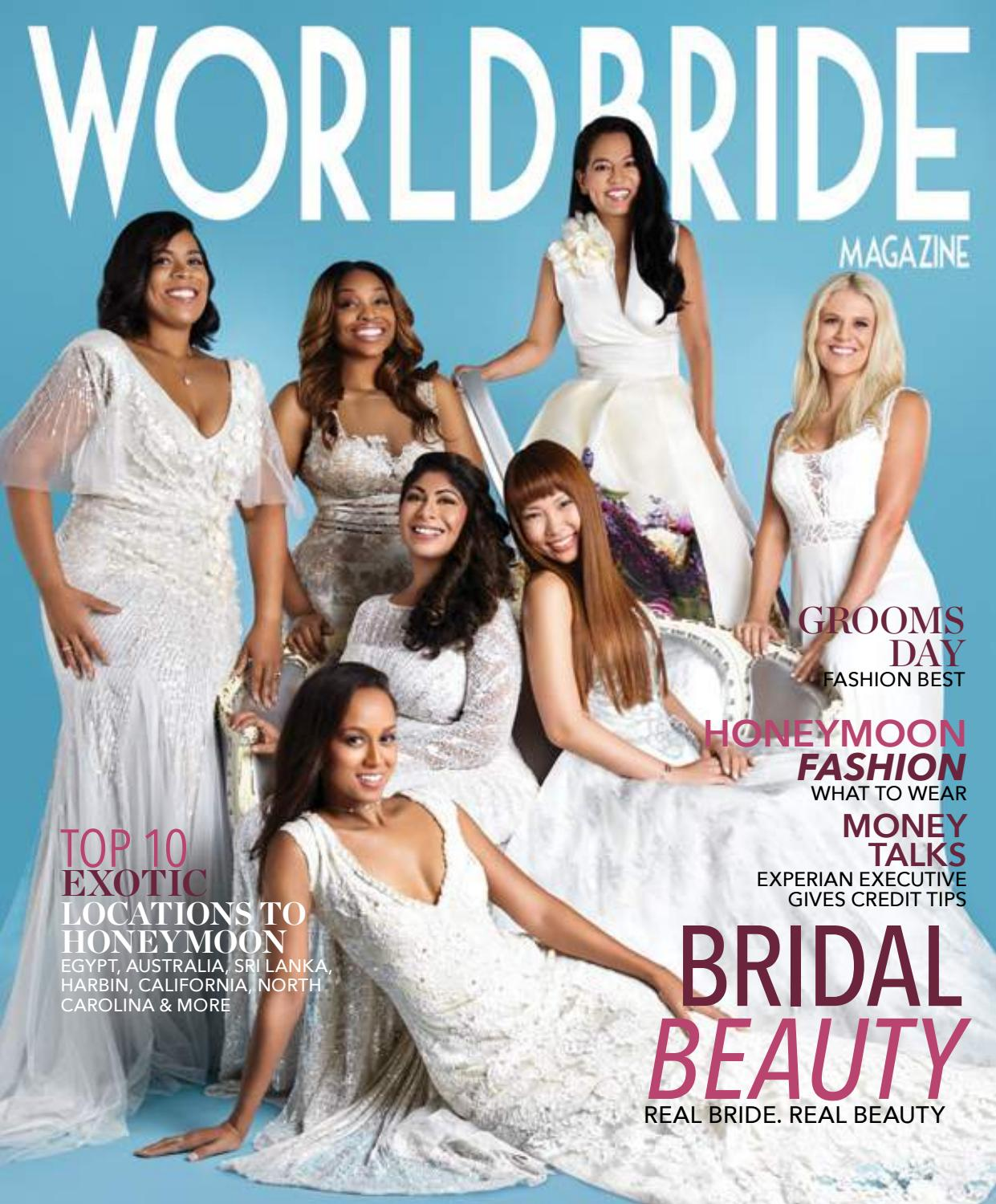 World Bride Magazine Wbm Summer Special 2017 By World Bride