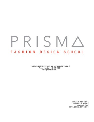 Prisma Fashion Design School Los Angeles Ca School Style