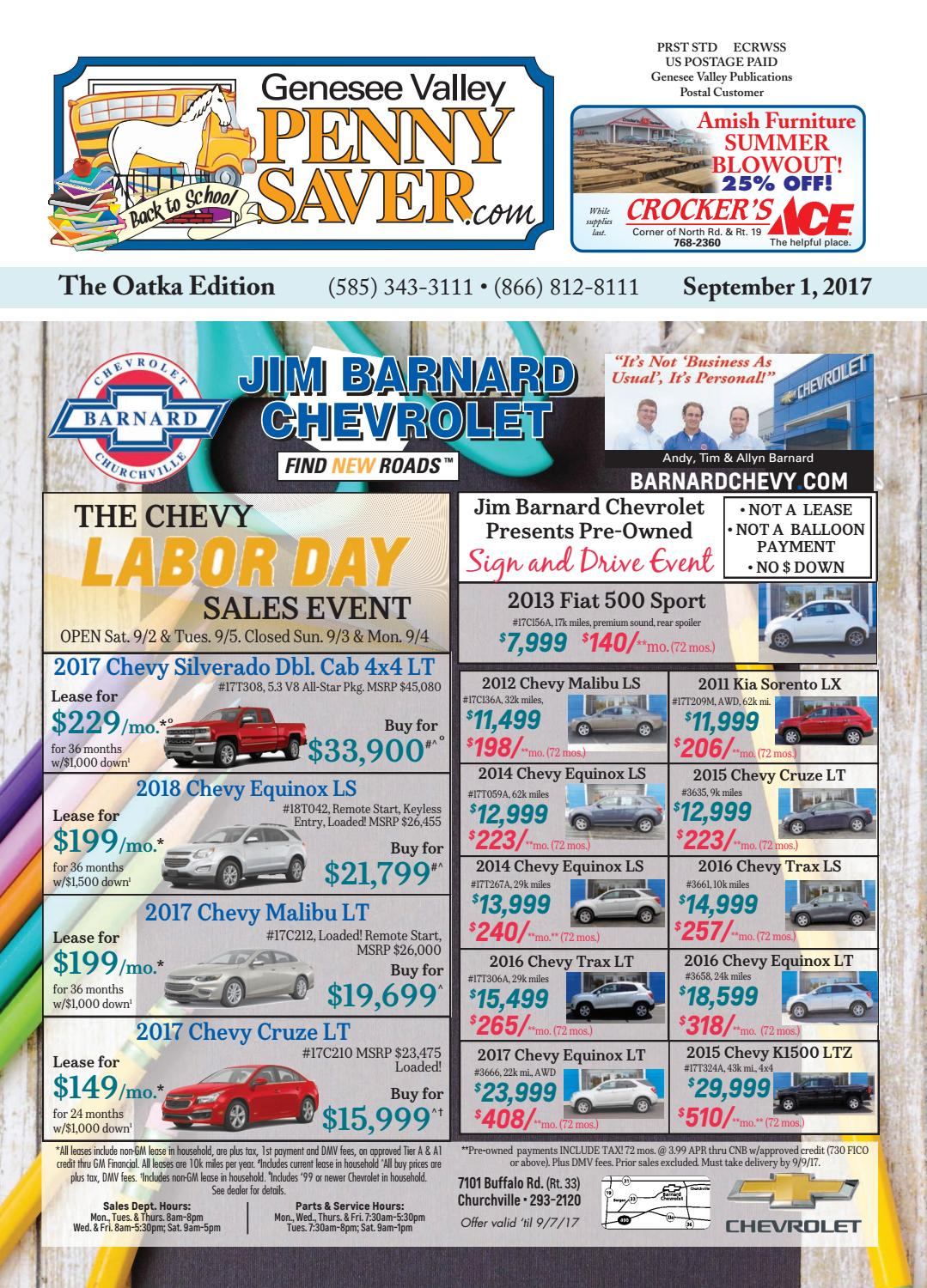 The genesee valley penny saver oatka edition 9117 by genesee the genesee valley penny saver oatka edition 9117 by genesee valley publications issuu fandeluxe Gallery