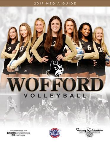 2017 Wofford Volleyball Media Guide by Wofford Athletics issuu