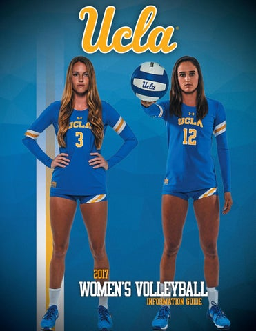 2017 UCLA Women s Volleyball Information Guide by UCLA Athletics - issuu e8b2466610a