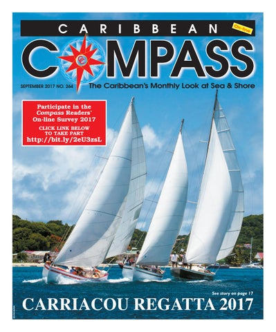 8b2bfc4cf965 Caribbean Compass Yachting Magazine September 2017 by Compass ...