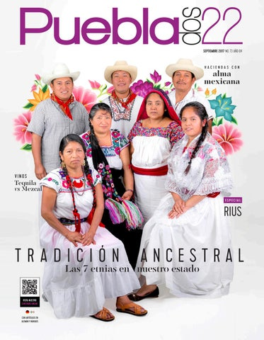 f0aab225fc Puebla Dos22 Edición No. 73 - septiembre 2017 by Revista PueblaDos22 ...