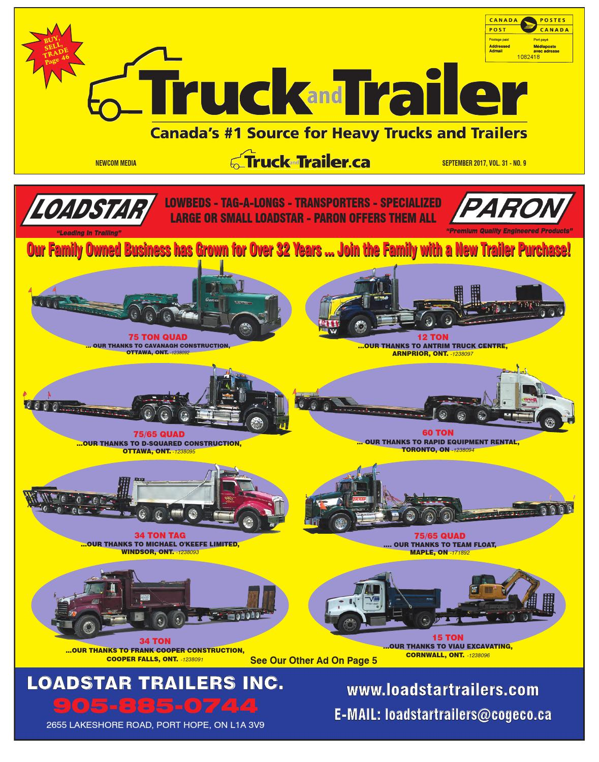 truck and trailer september 2017 by annex business media issuu