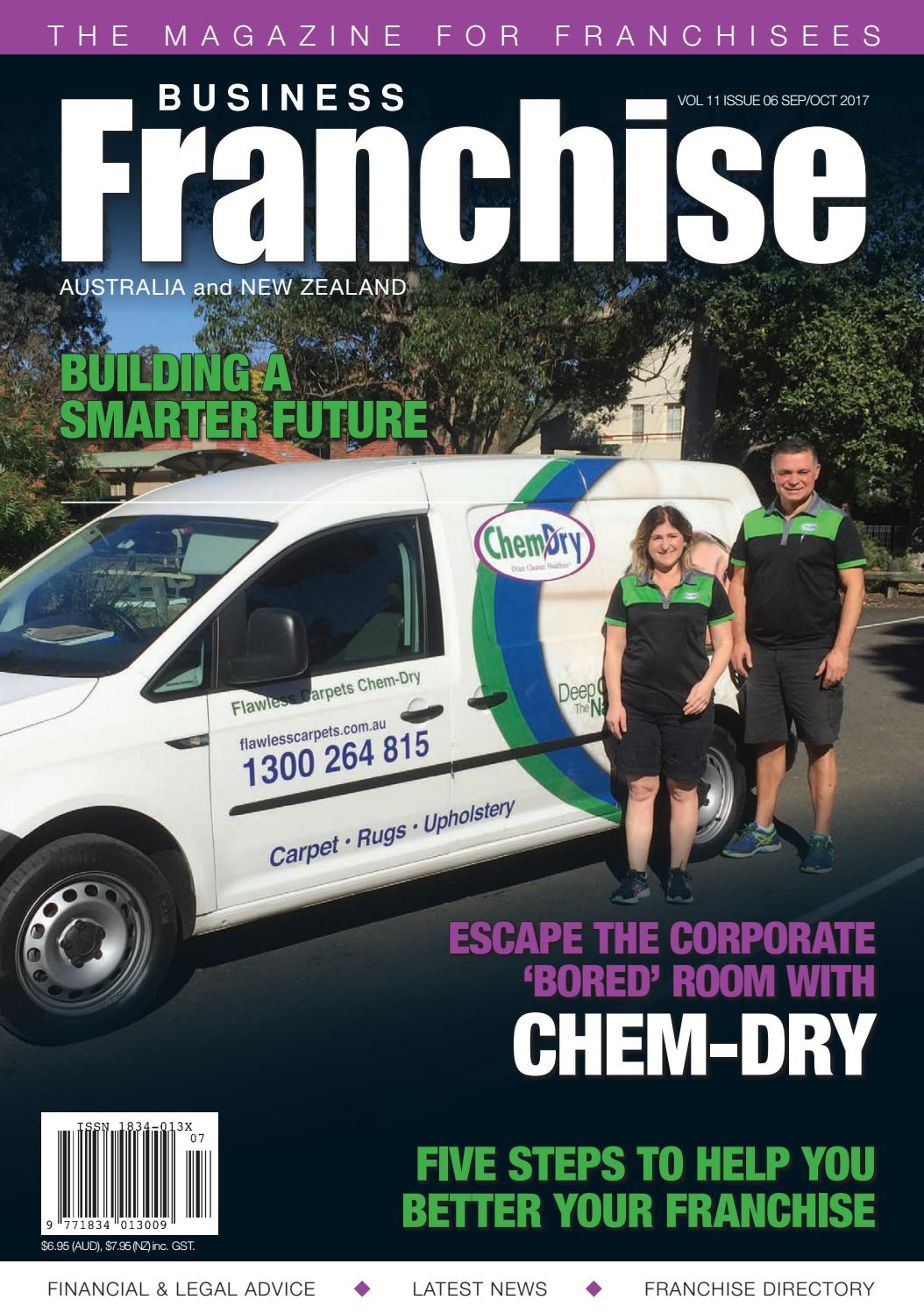 Business Franchise Aus Nz September October 2017 By Cgb Publishing Hit Auta 2040 Car Electric Antenna Universal Fitting Issuu