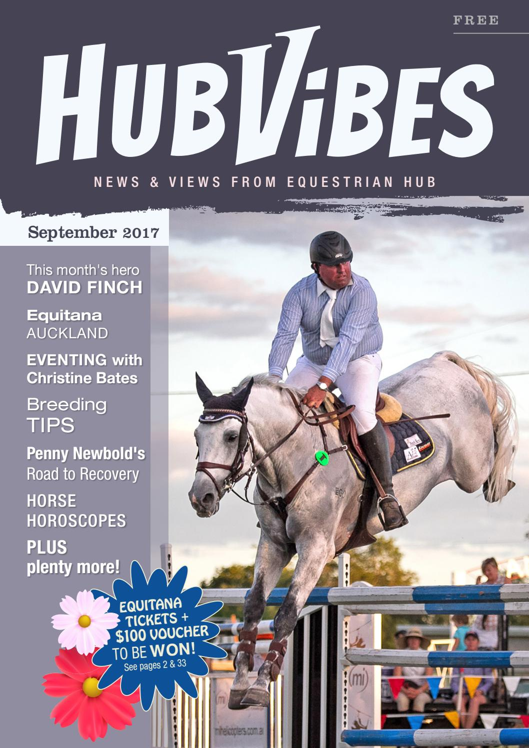 HubVibes September 2017 by HorseVibes - issuu