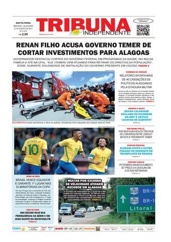374edb7ce64 Edição número 2974 - 1 de setembro de 2017 by Tribuna Hoje - issuu