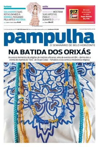 Pampulha, sábado - 02 09 2017 by Tecnologia Sempre Editora - issuu 96e656ca89