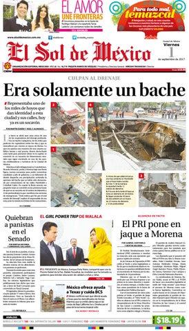 Impreso010917 by El Sol de México - issuu 31f28c2de328d