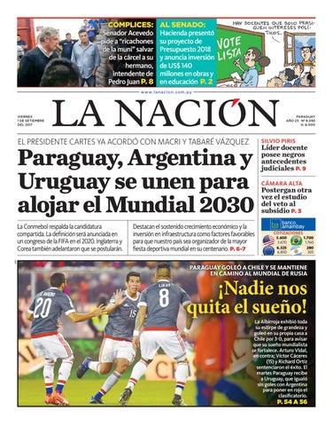 DIARIO LA NACIÓN - EDICIÓN 8.093 by La Nación - issuu