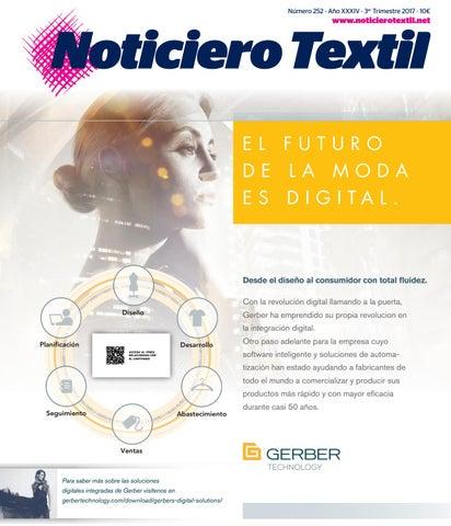 Noticiero Textil 252 by Astoria Ediciones issuu