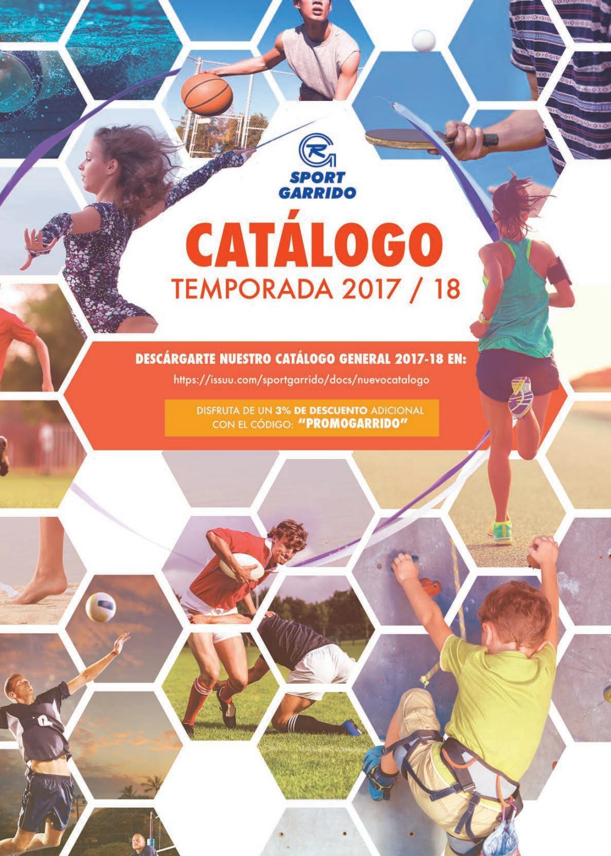 nuevocatalogo by Sport Garrido - issuu 8d5b62ce002