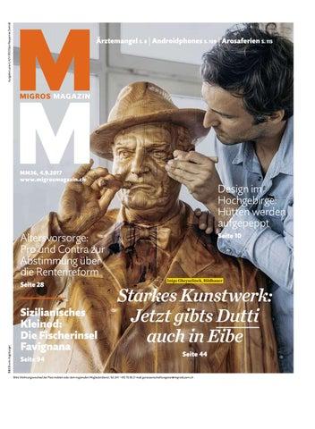 Migros Magazin 36 2017 D Lu By Migros Genossenschafts Bund Issuu