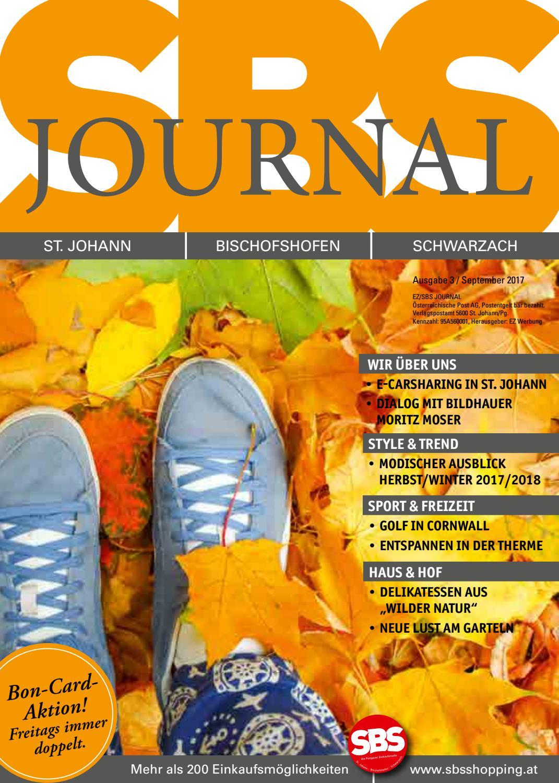 SBS Journal Herbst 032017 by SBS Shopping issuu