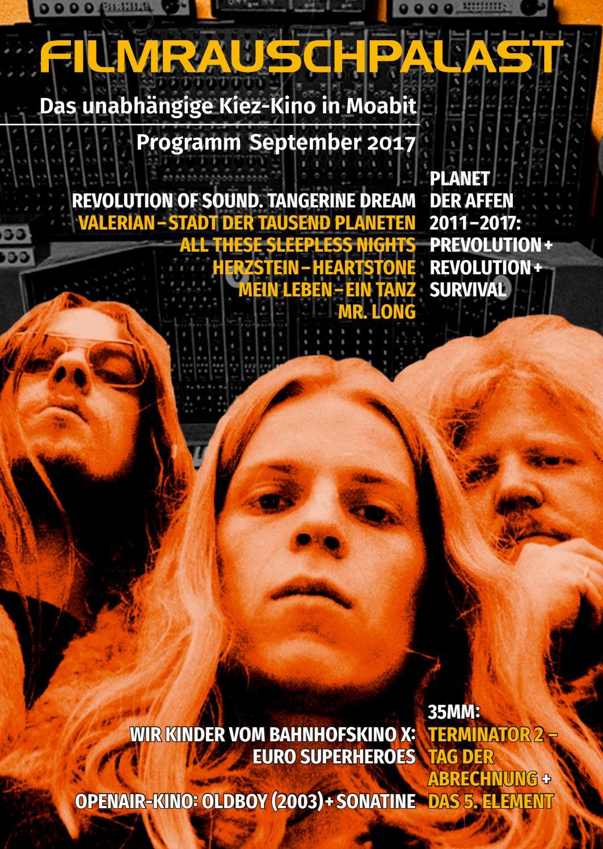Filmrauschpalast Programm September 2017 by Filmrauschpalast - issuu