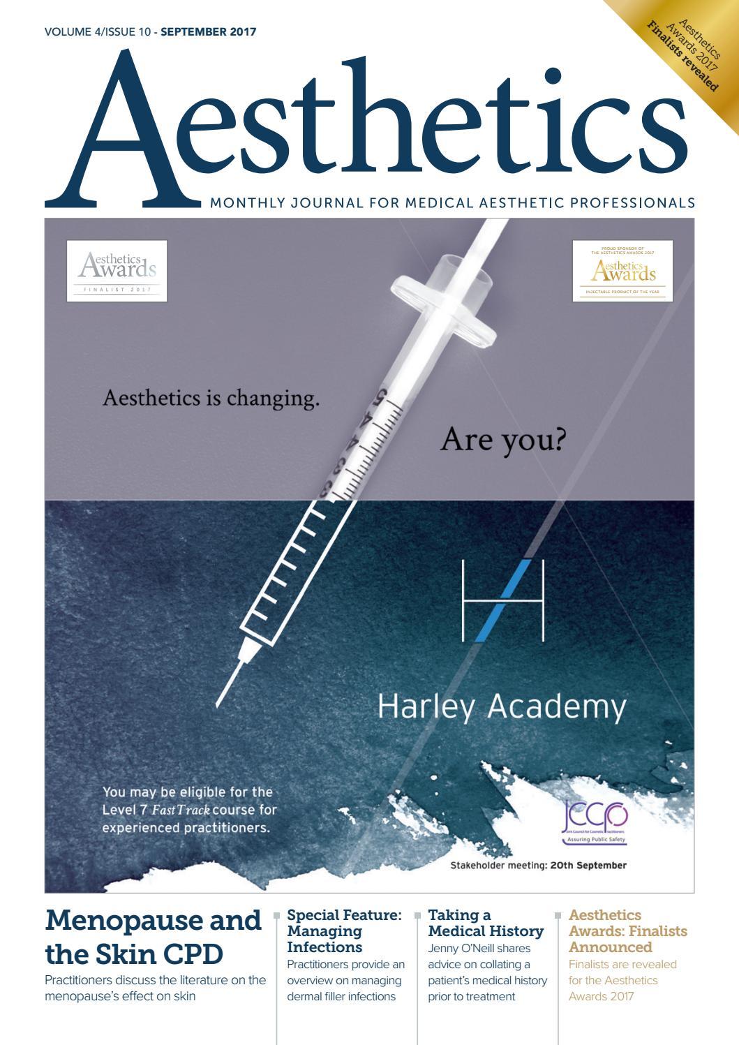 675504d52508 Aesthetics September 2017 by Aesthetics Journal - issuu