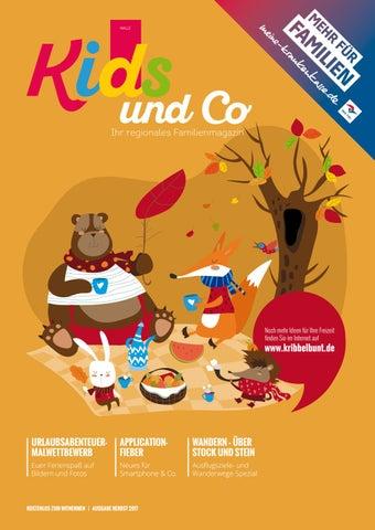 KIDS und Co Halle, Ausgabe Herbst 2017 by CALA Verlag GmbH und Co ...