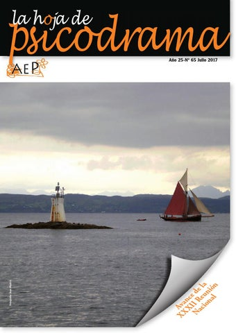Revista hoja de psicodrama nº 65, ano 25, julio 17 by ...