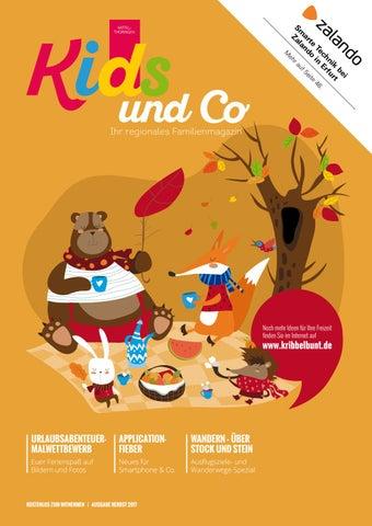 Kids Und Co Mittelthüringen Ausgabe Herbst 2017 By Cala Verlag Gmbh
