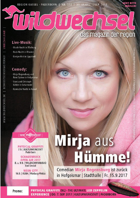 Wildwechsel 09 2017 Nord-Ausgabe by Wildwechsel - Das Magazin der ...