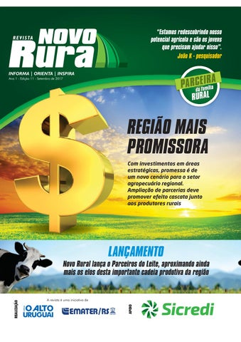 b2b53a0e0 Revista Novo Rural.Set2017 by Revista Novo Rural - issuu
