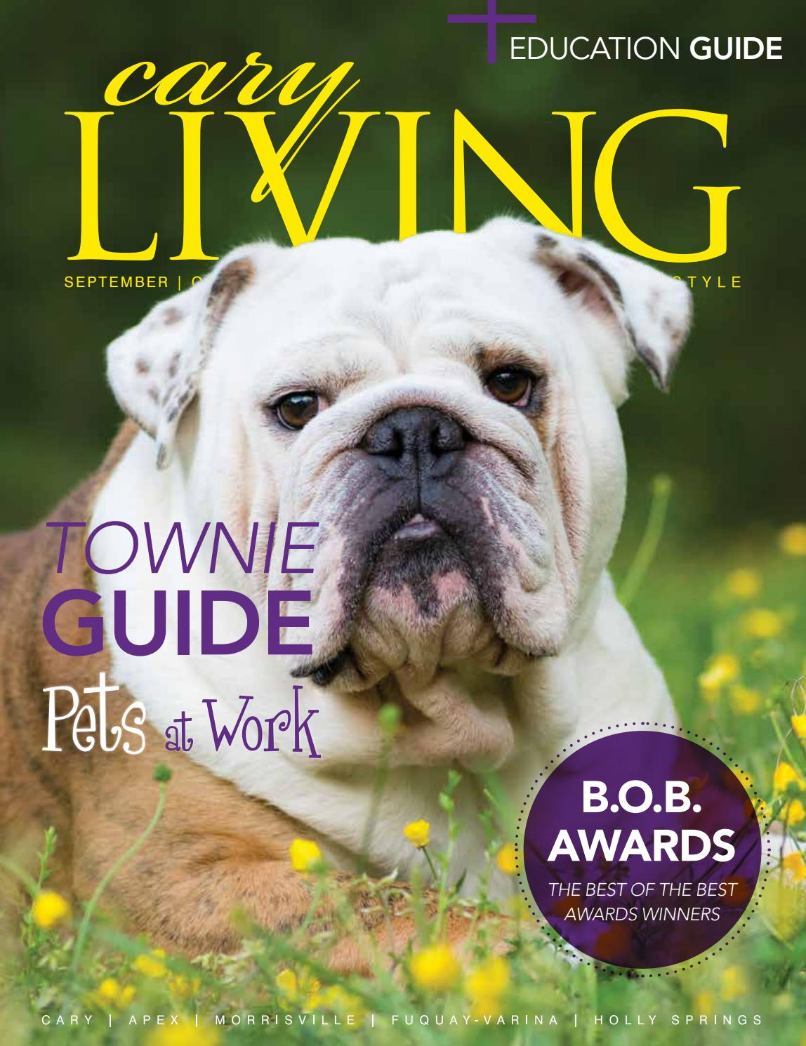 Cary Living Magazine By Midtown