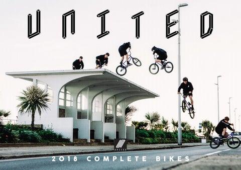 3b0c4e8ec47 United BMX 2018 Complete Bikes by United Bike Co - issuu