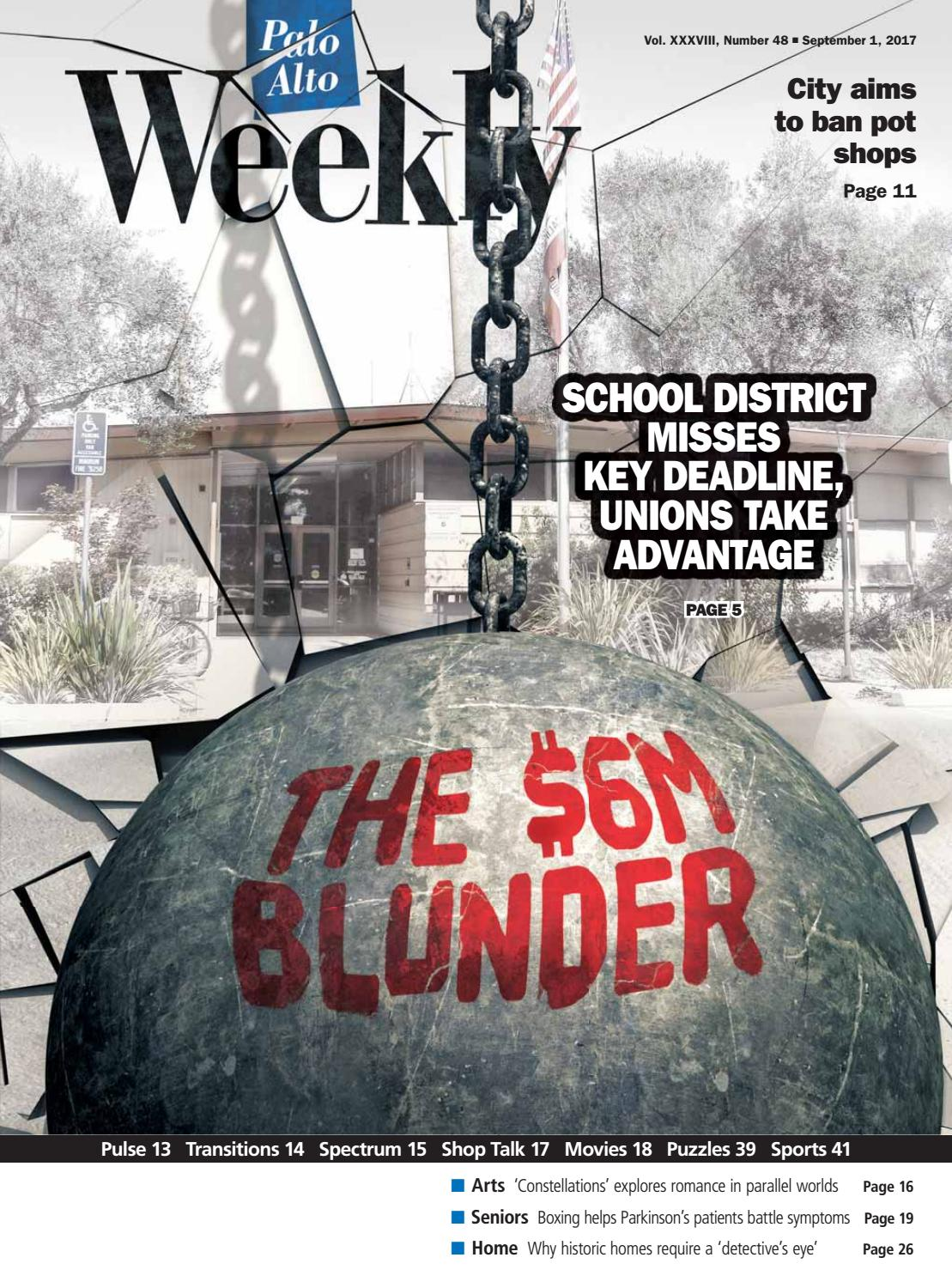 Palo Alto Weekly September 1, 2017 by Palo Alto Weekly - issuu