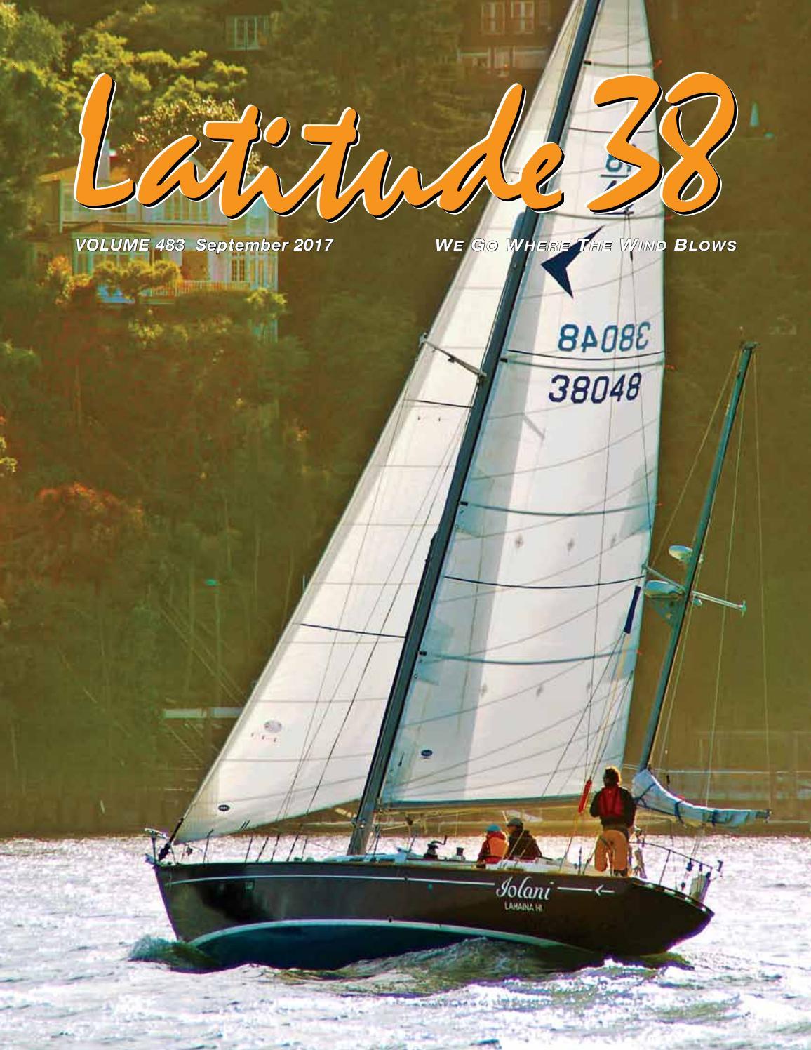 Latitude 38 Sept 2017 by Latitude 38 Media, LLC - issuu