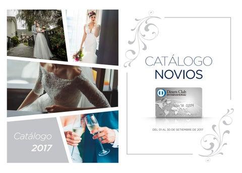 9de16f7e70 Catálogo Novios 2017 by Diners Club Perú - issuu