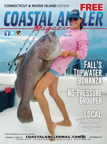 Coastal Angler Magazine - September / Connecticut & Rhode Island by